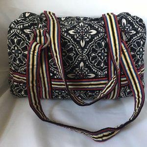 "Vera Bradley ""Barcelona"" Lim Edition Shoulder Bag"